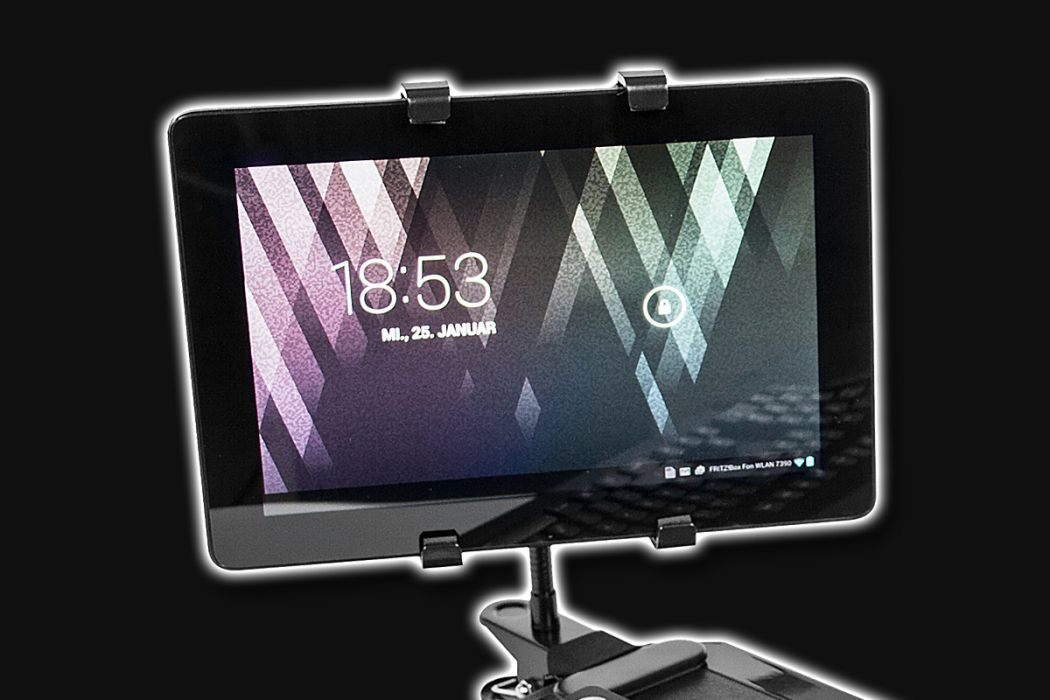 "Tablet Holder (7""-10.1"")"